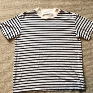 Madewell Rivet + Thread Striped Top M